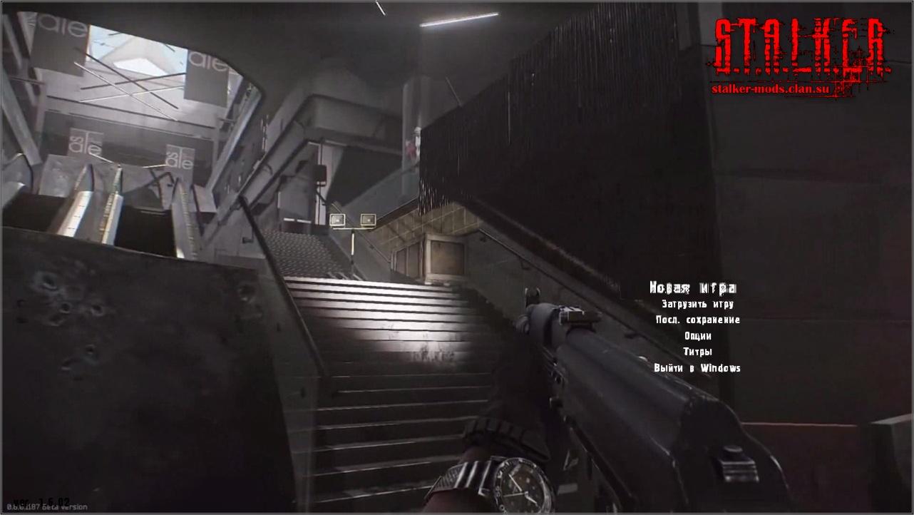 Видео меню Escape From Tarkov для ЗП