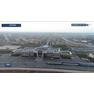 Панорама вокзала Хивы