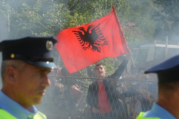 Сербия, Косово, албанцы