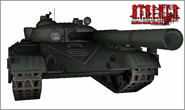 модель танка т72