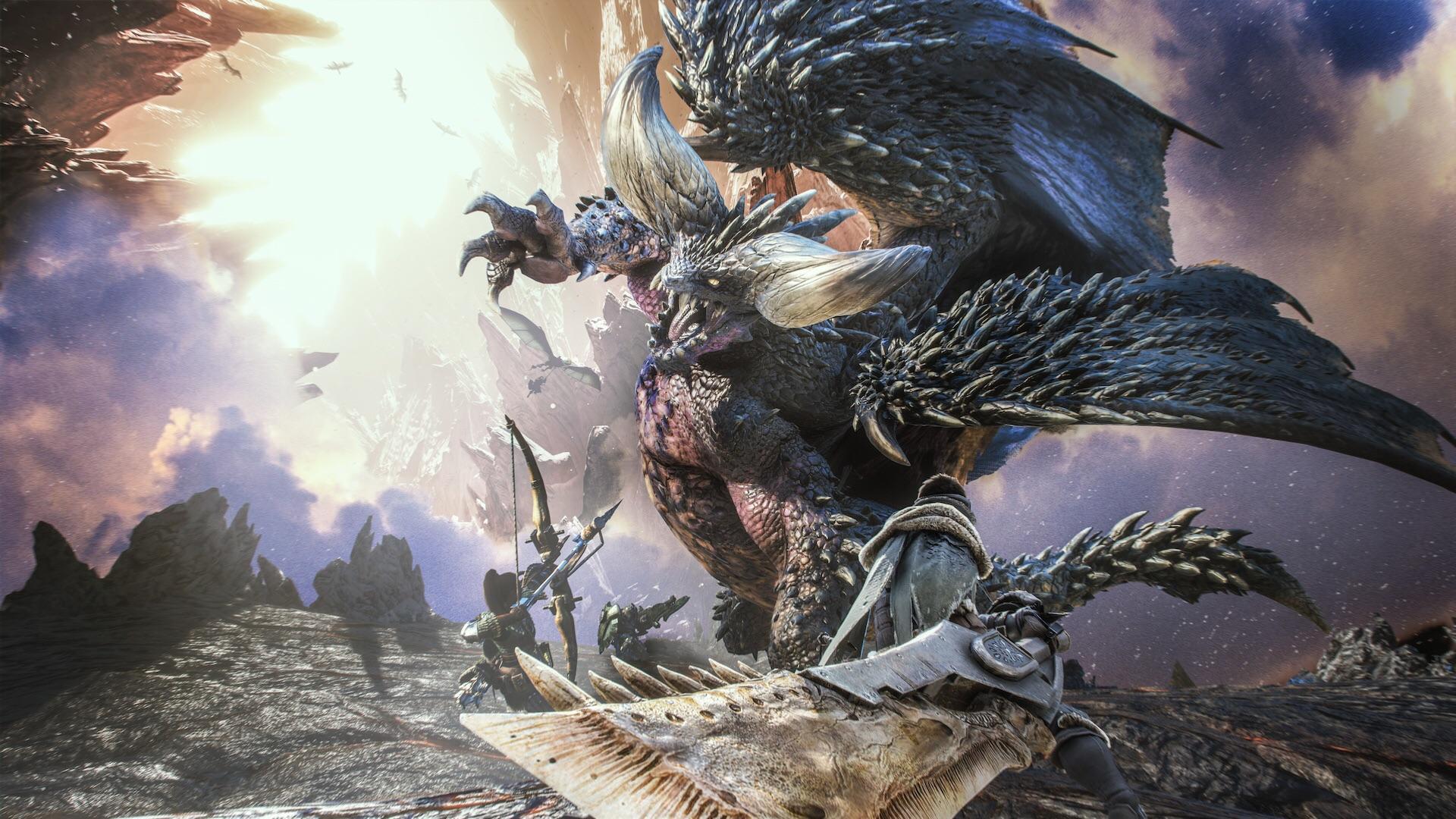 Хакеры взломали Monster Hunter: World. Denuvo успешно «держала оборону» почти 4 месяца