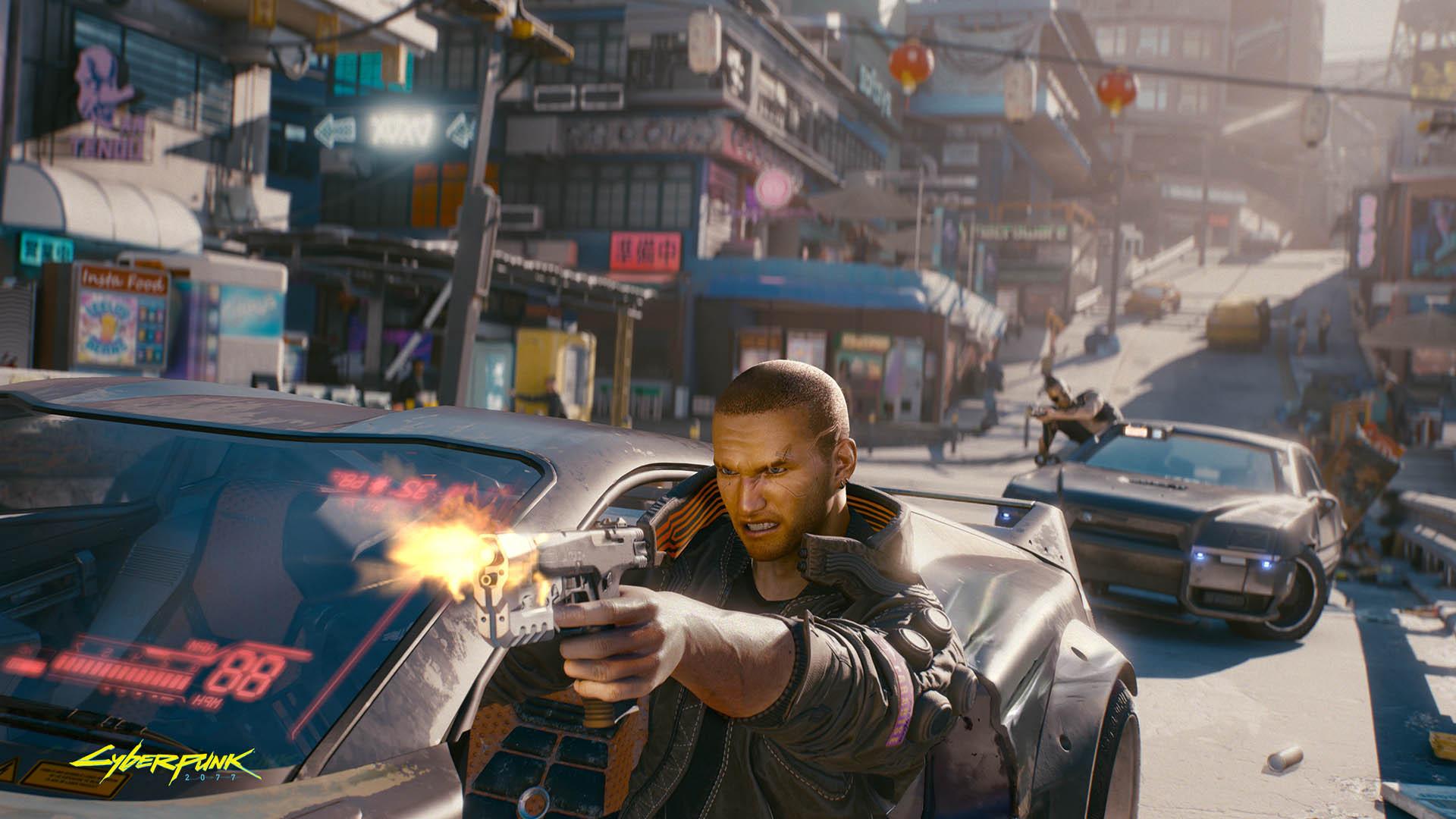 Разработчики Cyberpunk 2077 очень ждут The Game Awards 2018, но сами ничего не покажут там