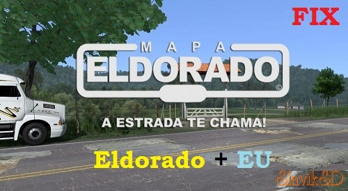 Fix Eldorado map + EU 1.33