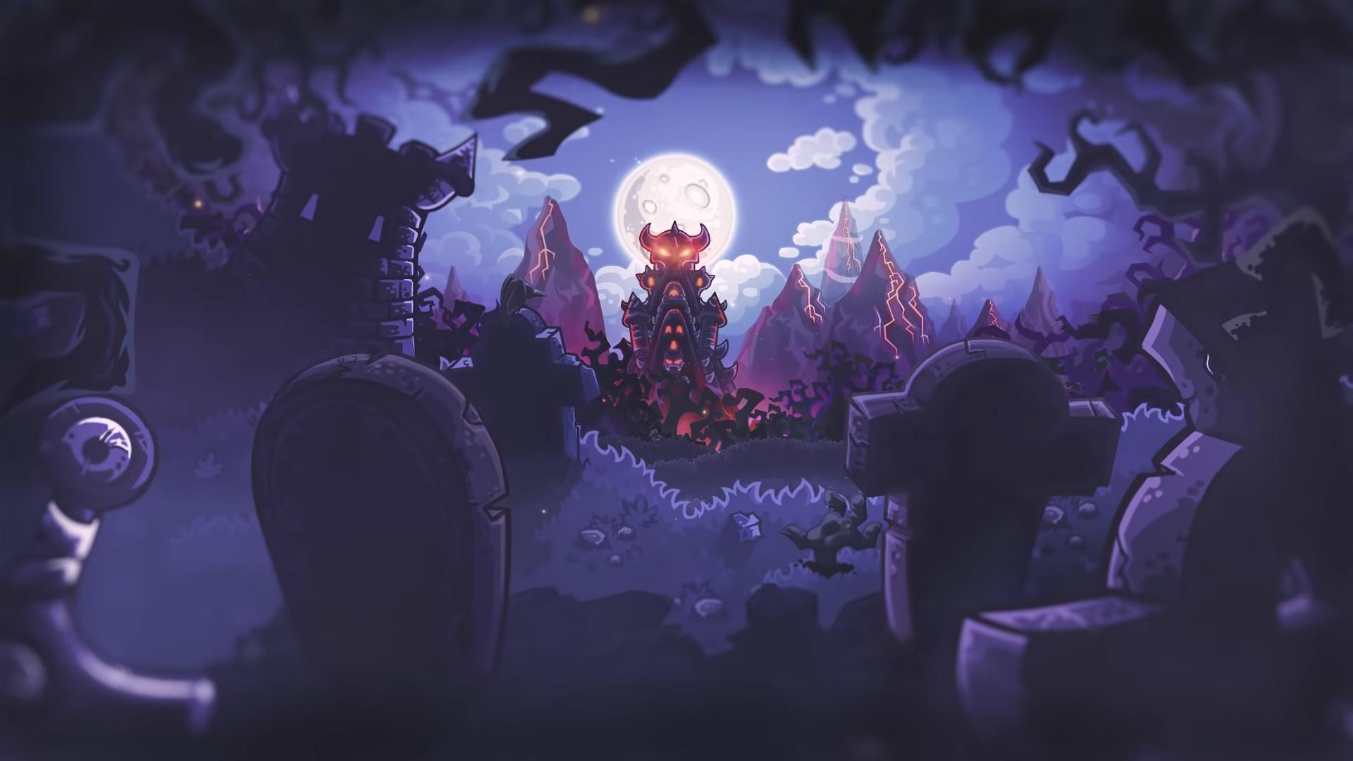 Обзор Kingdom Rush Vengeance — просто задонать