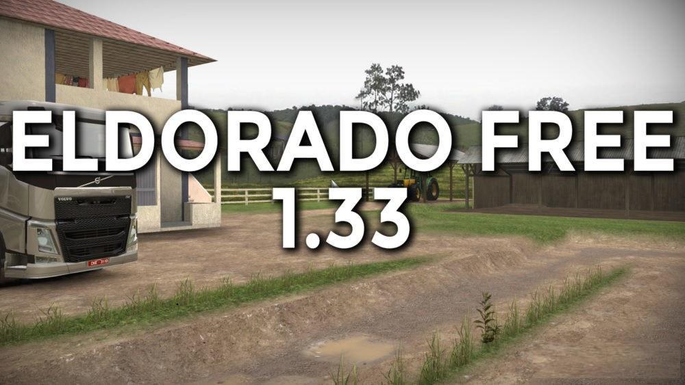 Map Eldorado Free 1.7.1 [1.33]
