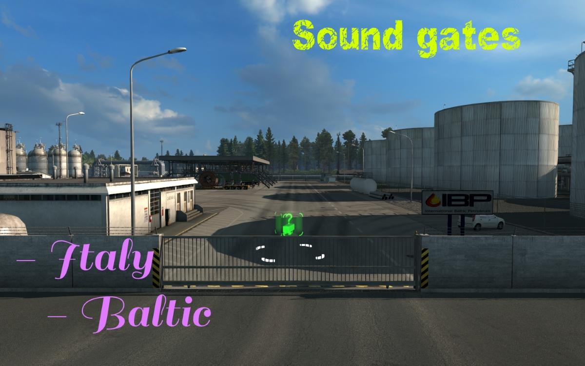 Sound gates v2.0