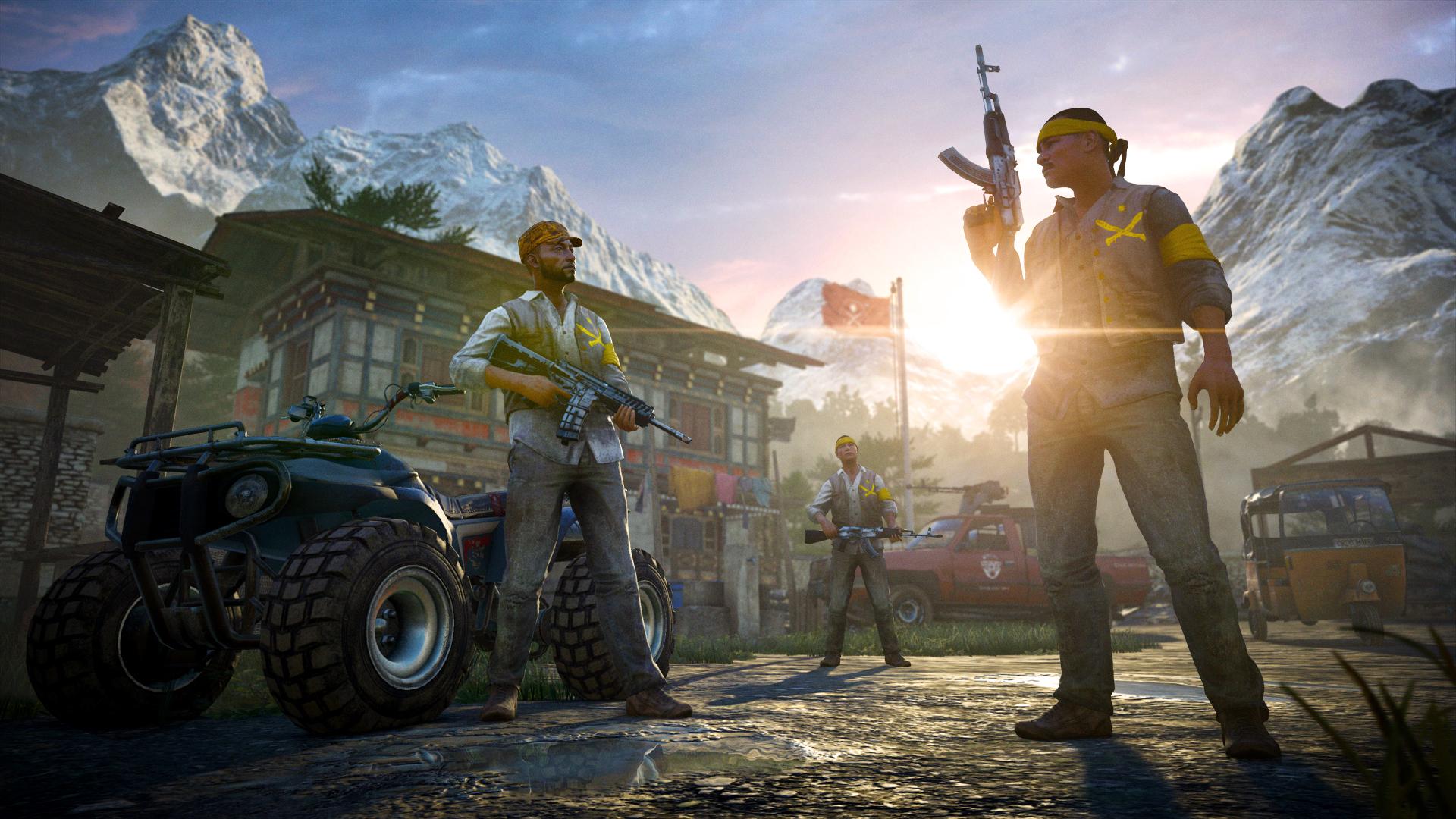 Ubisoft тизерит постапокалиптическую Far Cry. Подробности — на TGA 2018