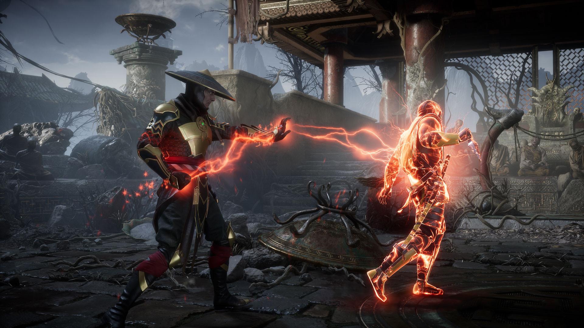 Mortal Kombat 11 анонсирована для PC, PS4, Xbox One и Switch