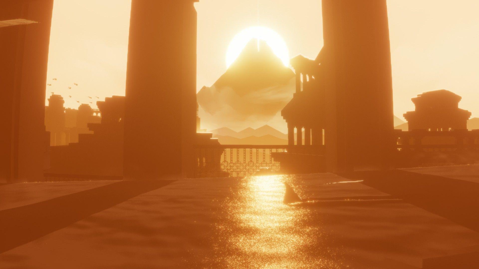 На PC выпустят культовую Journey, которая шесть лет оставалась эксклюзивом PlayStation