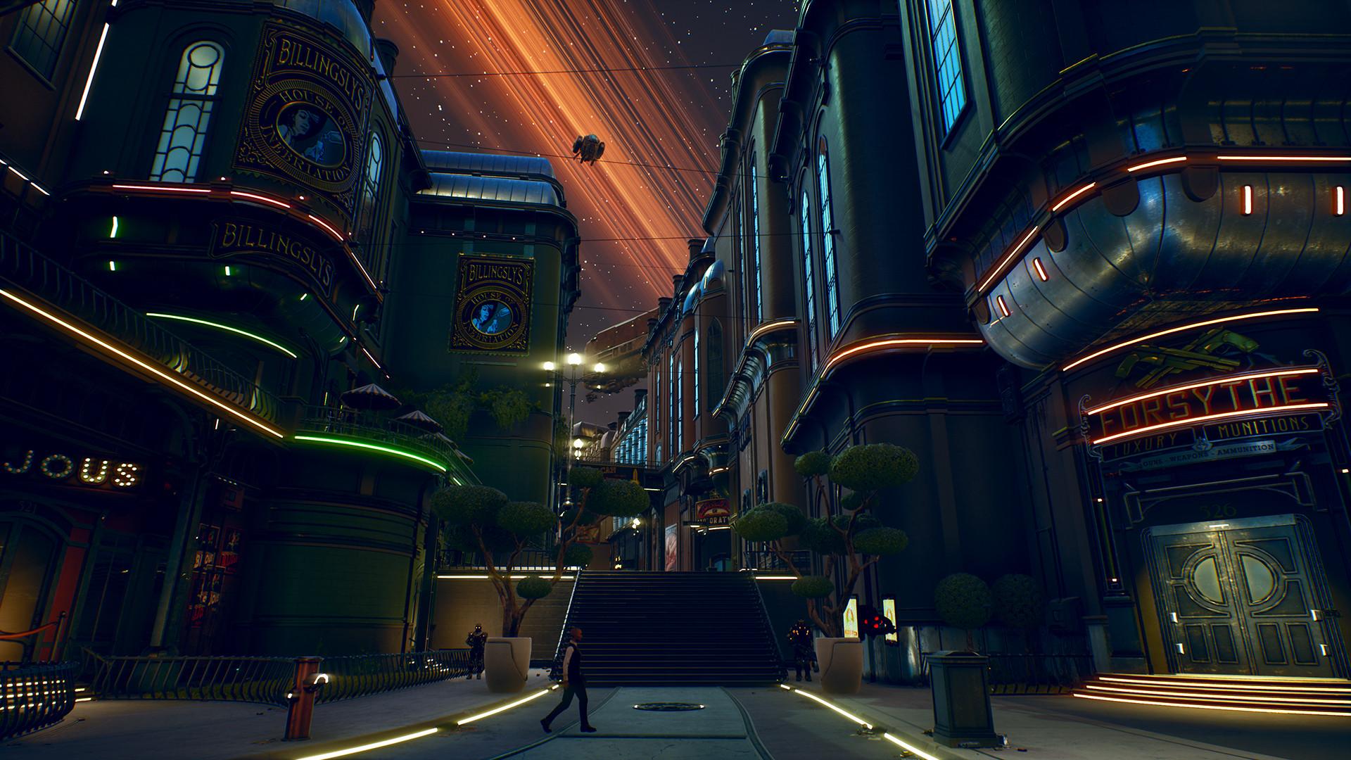 14 минут The Outer Worlds — новой игры от авторов Fallout