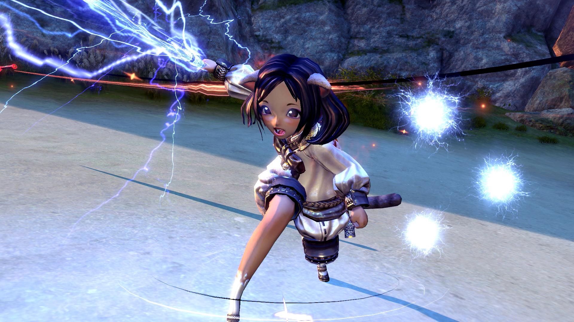 Подробности о Blade & Soul S — мобильном приквеле к известной MMORPG