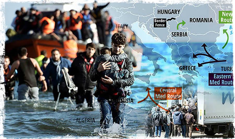 გლობალური მიგრაცია