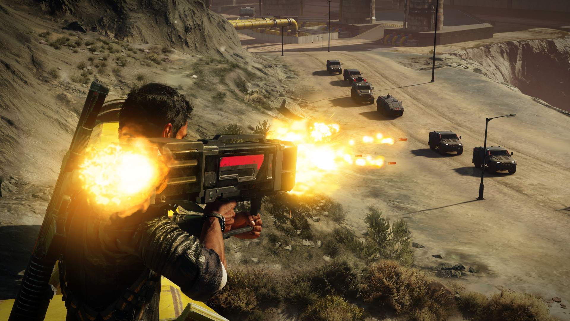 Обзор Just Cause 4 — самый крутой торнадо в видеоиграх
