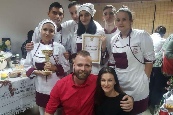 Сербия, сербская кухня