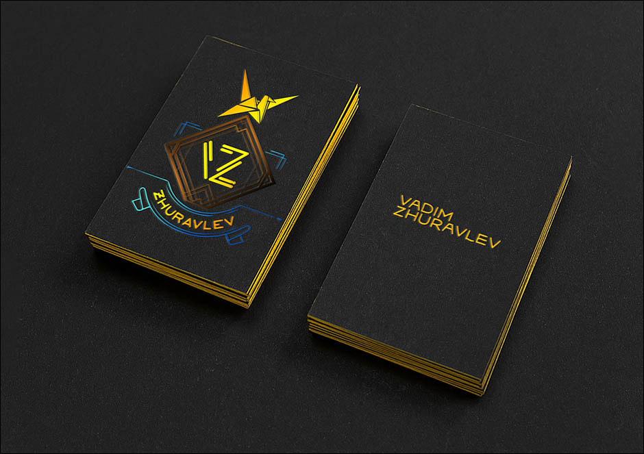 VZ monogram. Lenskiy.org