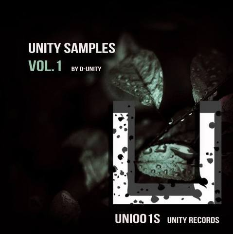 Unity Records - Unity Samples Vol.1 by D-Unity (WAV)