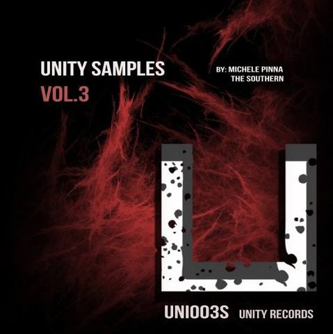 Unity Records - Unity Samples Vol.3 by Michele Pinna & The Southern (WAV)