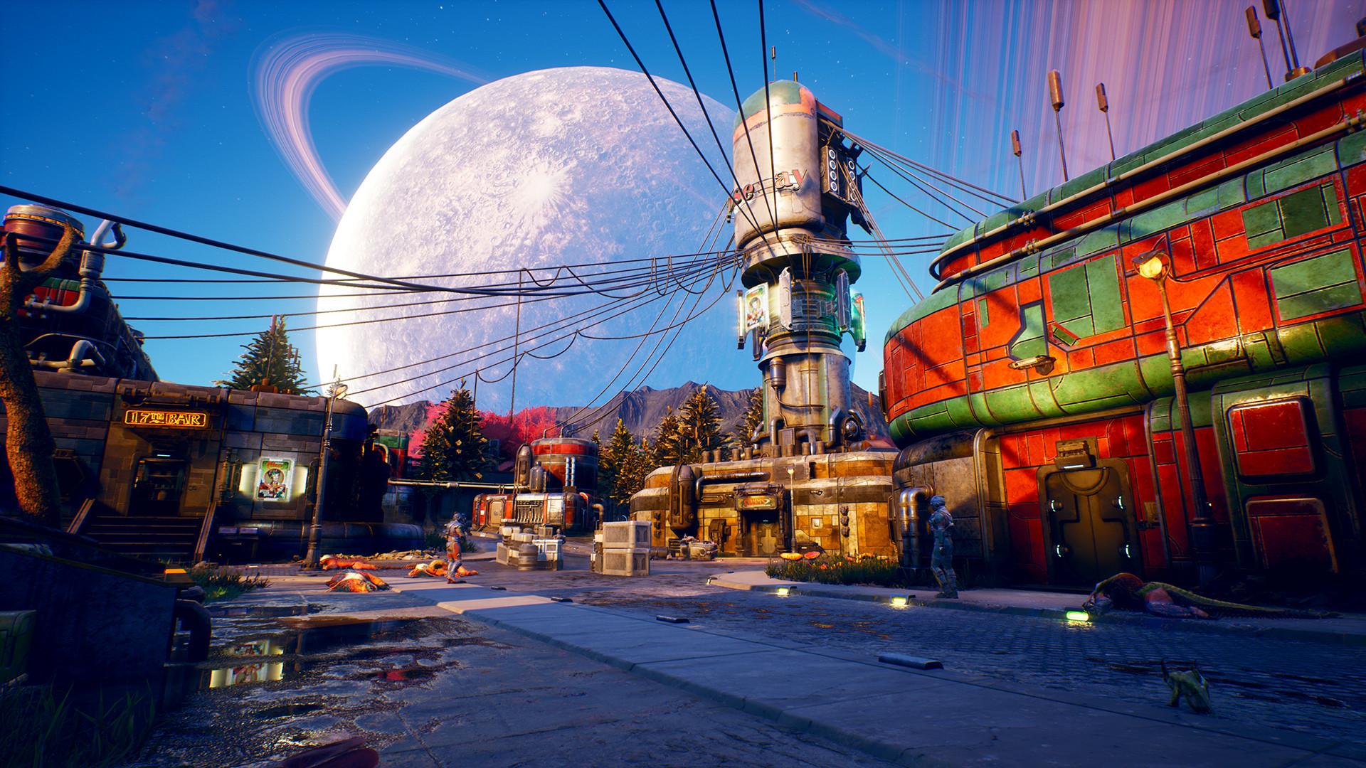 В The Outer Worlds не будет такого же большого мира, как в Fallout: New Vegas
