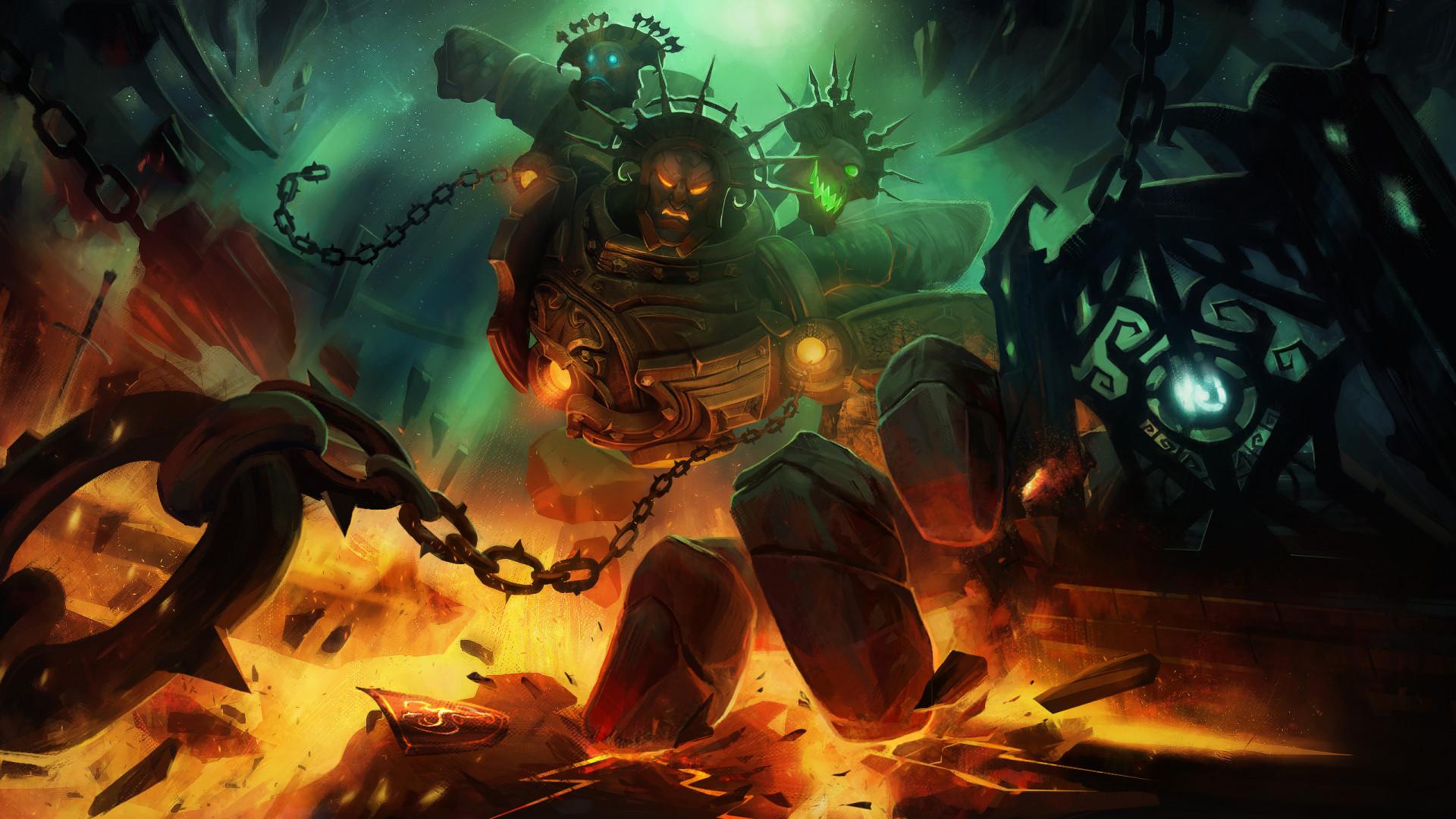 Wargaming поделилась подробностями своей экшен-RPG Pagan Online