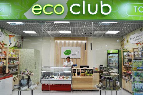 Небольшой магазин эко-товаров