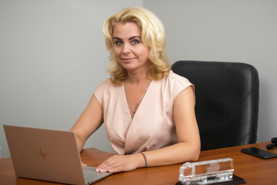 Виктория Роговенко, директор по перевозкам и эксплуатации транспорта ООО «Интертрансавто» (ITA)