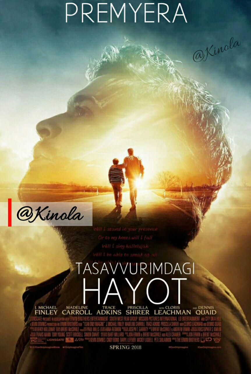 Tasavvurimdagi Hayot / можно только представить