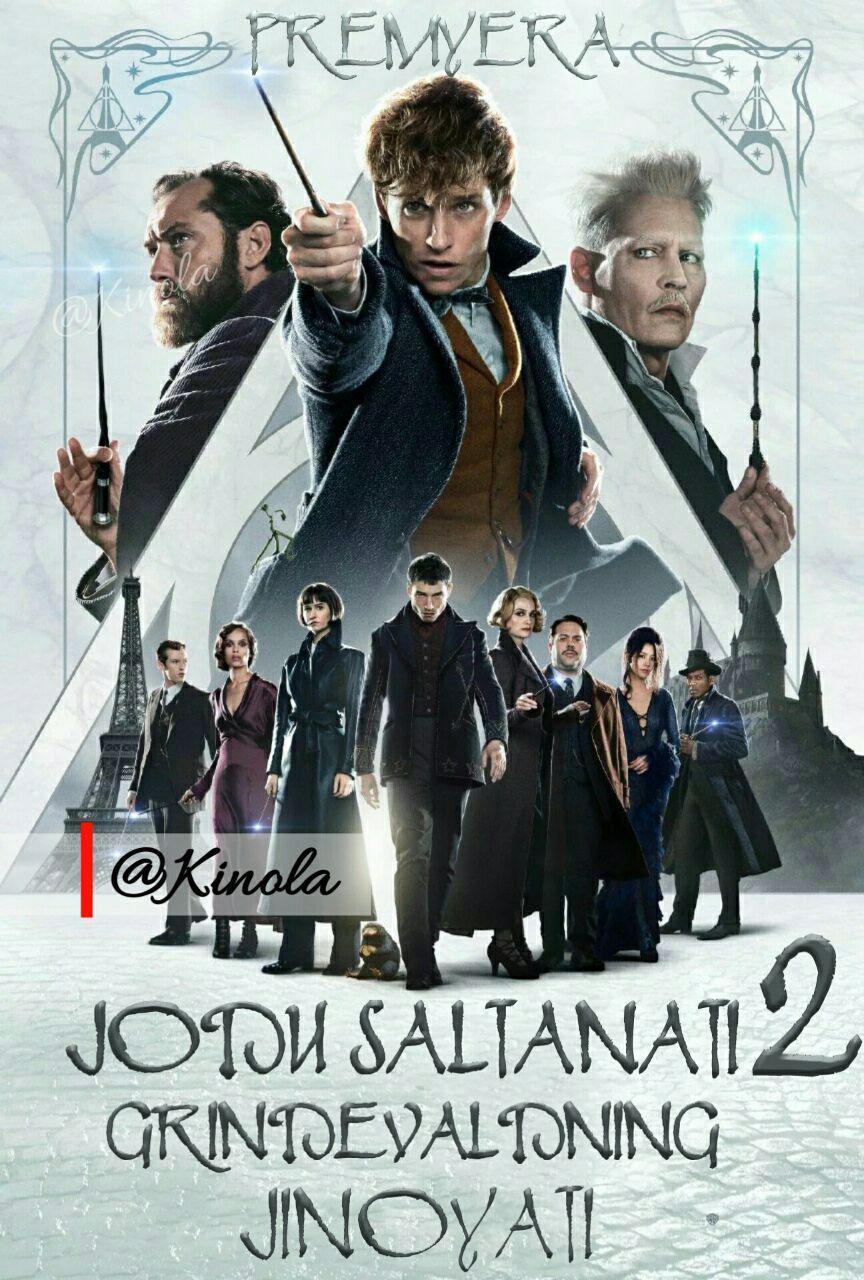 Jodu Saltanati-2 | G'aroyib olam 2 Grindevaldning jinoyati TAS-IX
