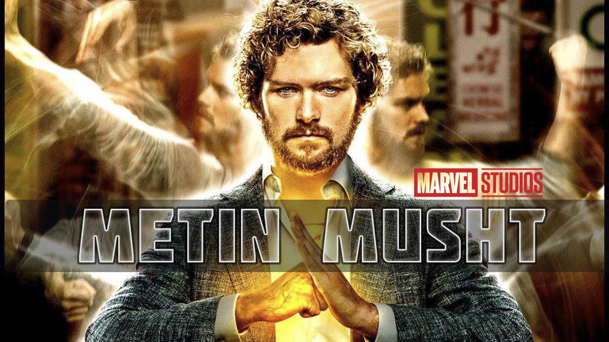 Metin Musht / железный кулак