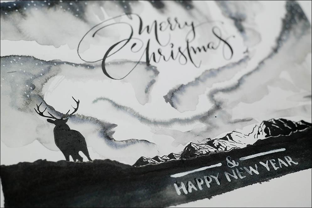 Christmas greetings. Lenskiy.org