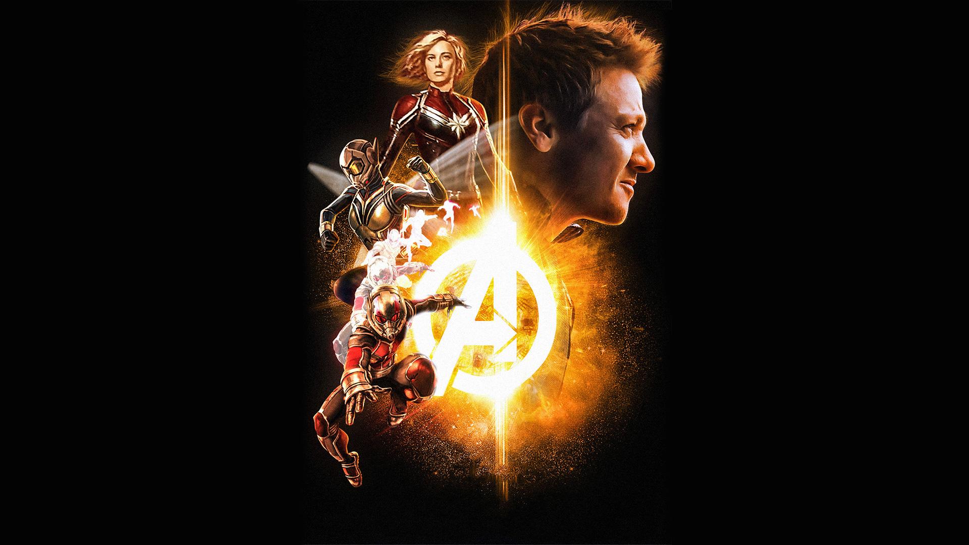 Слитые арты фильма «Мстители: Финал» показали, как будет выглядеть Ронин