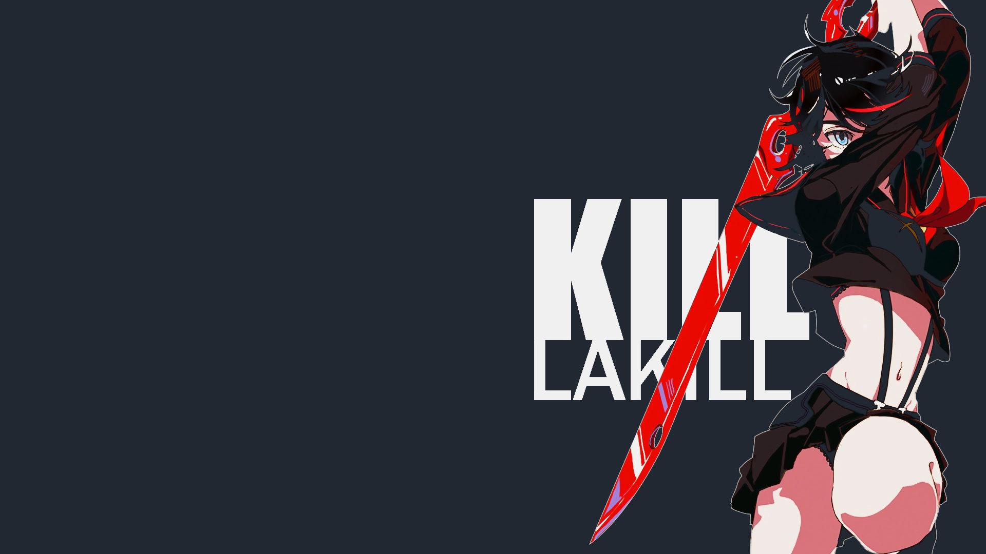 Полуголые девушки, режим истории и испытания — новые подробности файтинга Kill la Kill: The Game