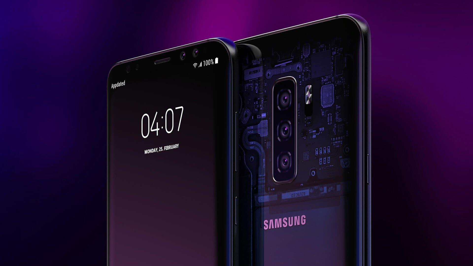 Инсайдер рассекретил дизайн Samsung Galaxy S10 Lite