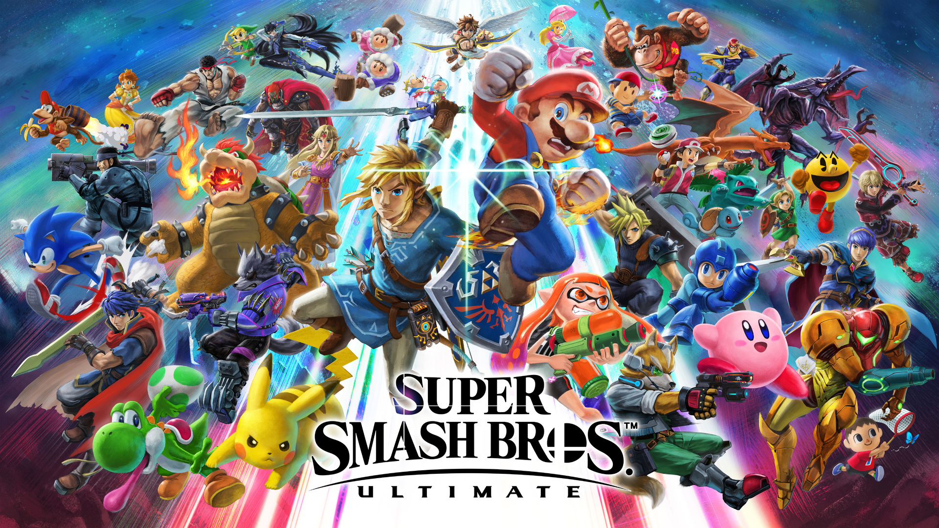 Обзор Super Smash Bros. Ultimate — такой кроссовер не снился даже Marvel!