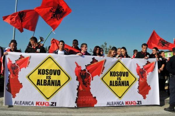 Косово, Албания, этнические конфликты