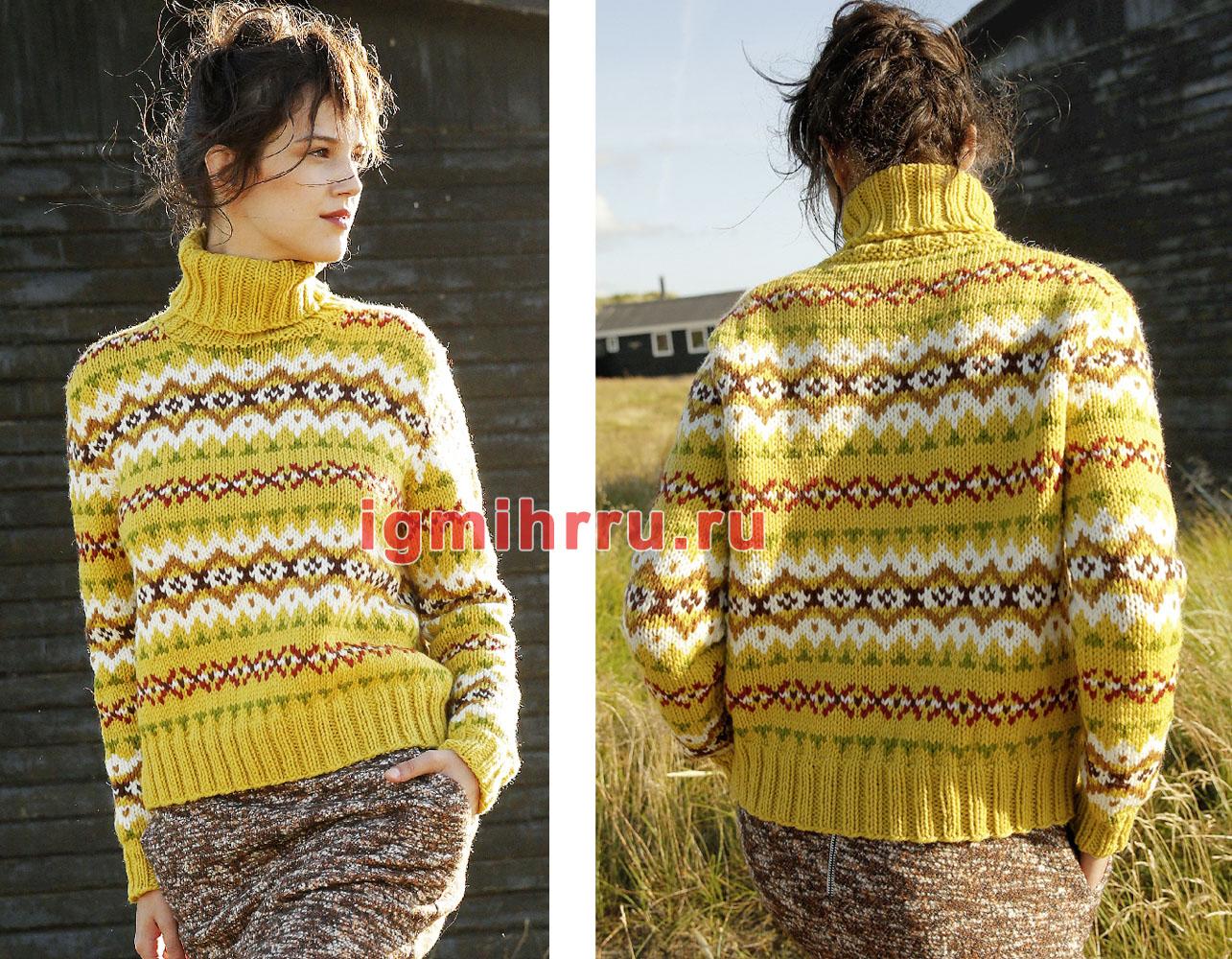 вязаный свитер спицами записи с меткой вязаный свитер спицами