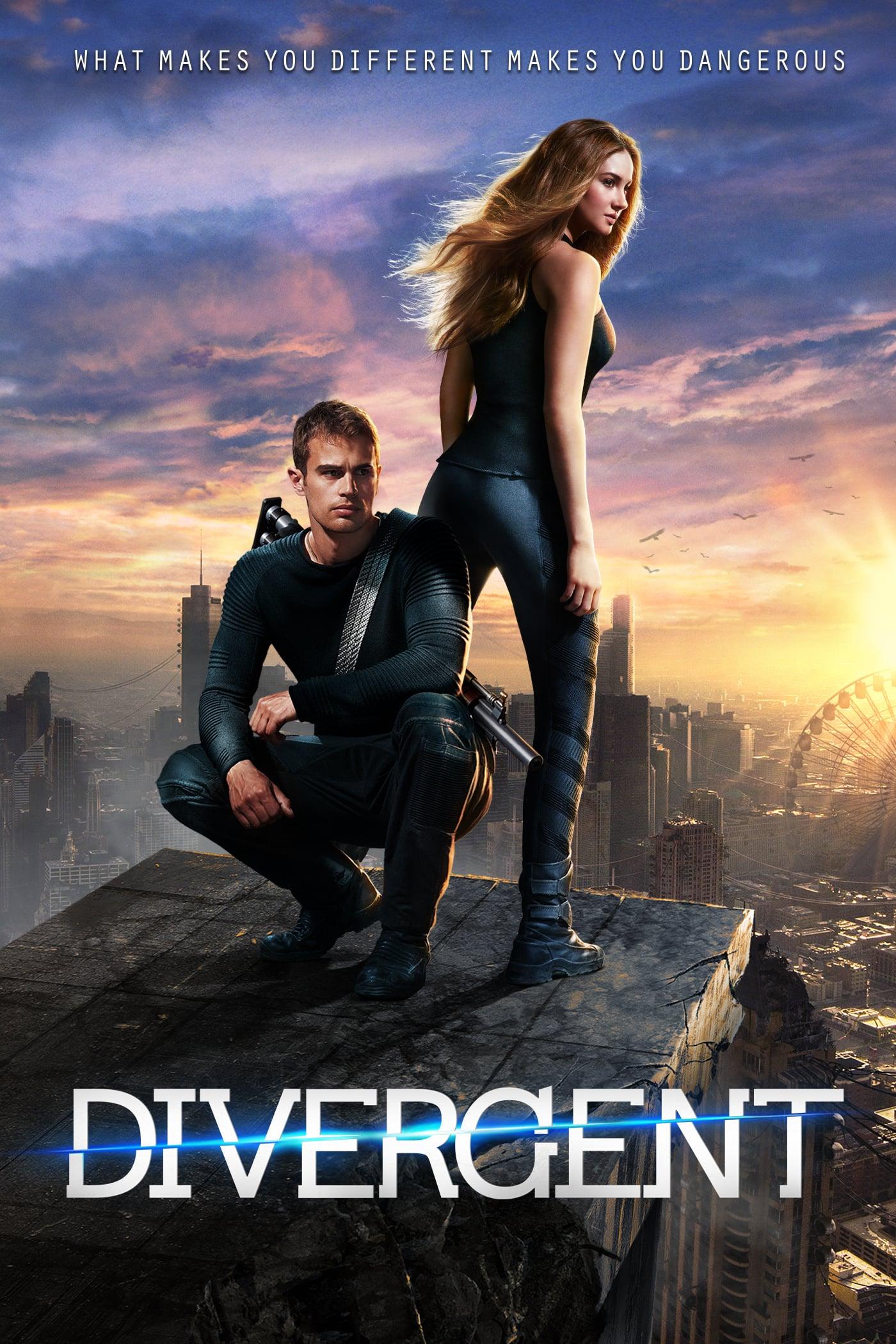 Divergent / дивергент