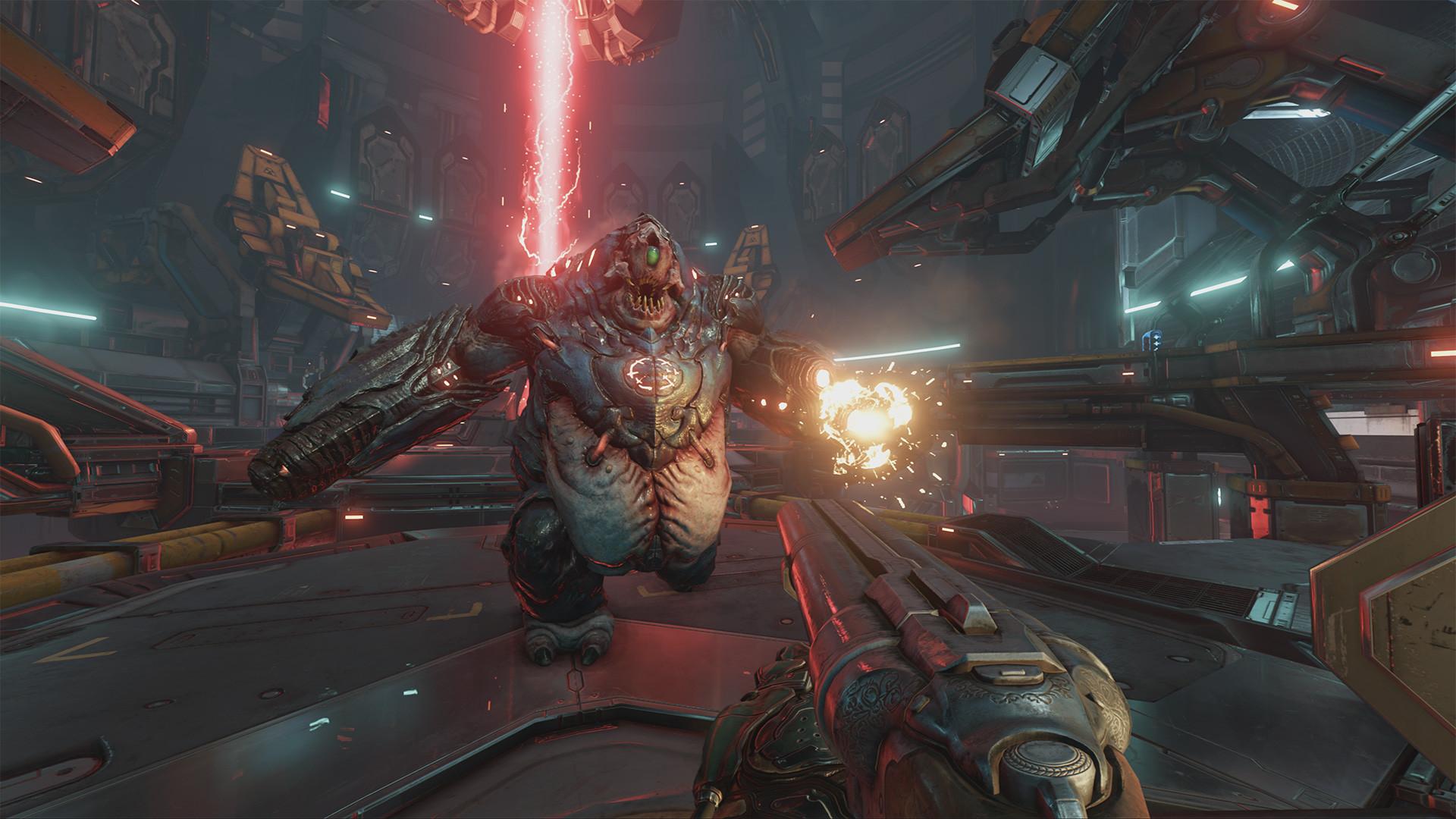 Как круто выглядит Doom в 8K и с ультра-графикой