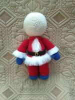 Дед Мороз от Dinegurumi 18.12.18 - Страница 3 24851406_s