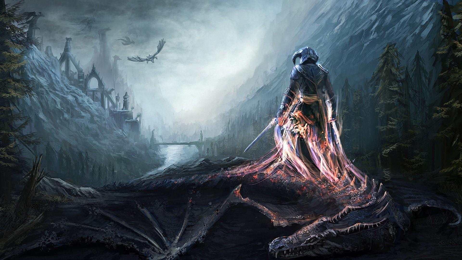 Композитор Skyrim не работает над музыкой для The Elder Scrolls 6
