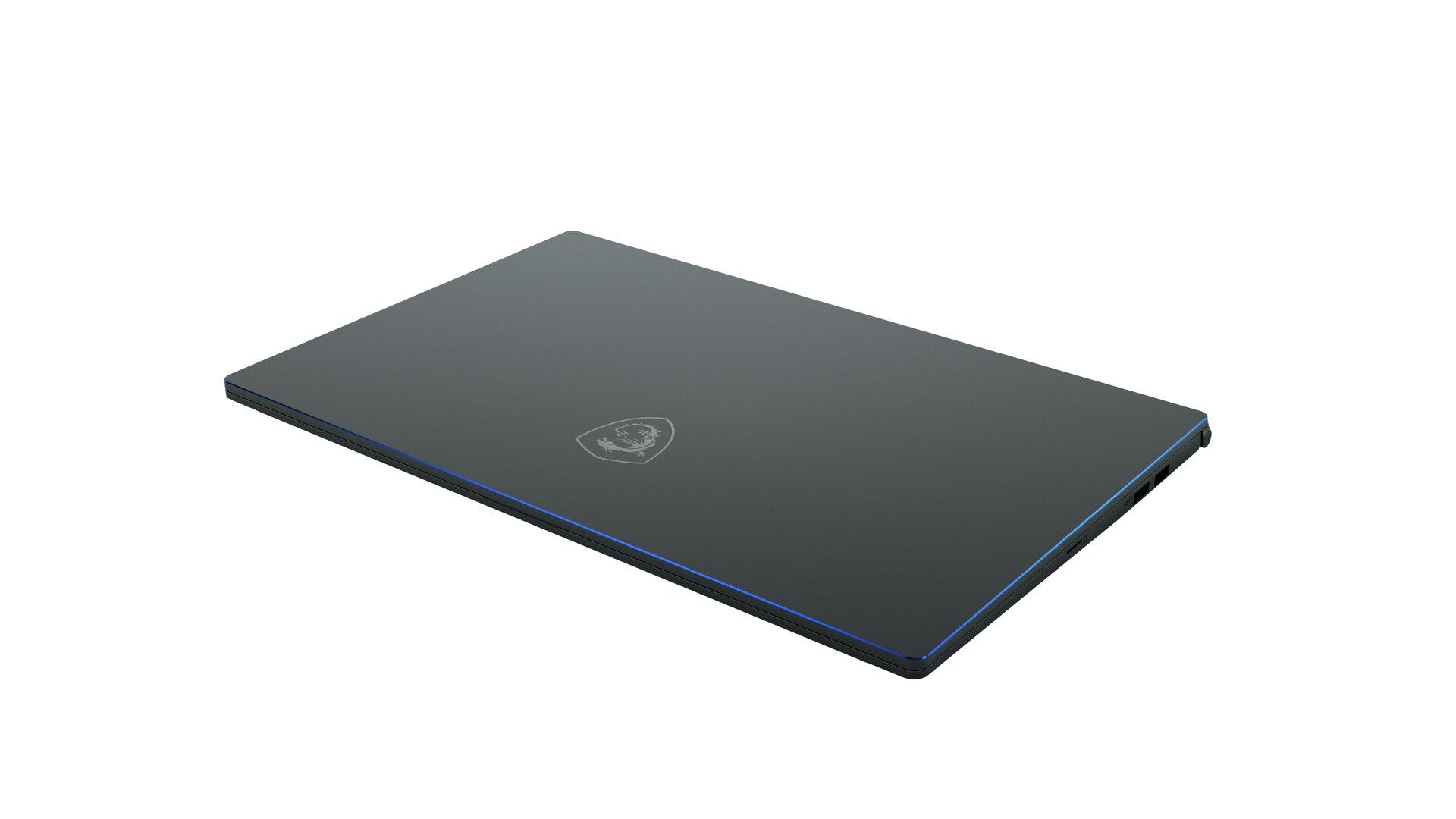 MSI анонсировала новый ноутбук для творчества — «высокая производительность и великолепная автономность»