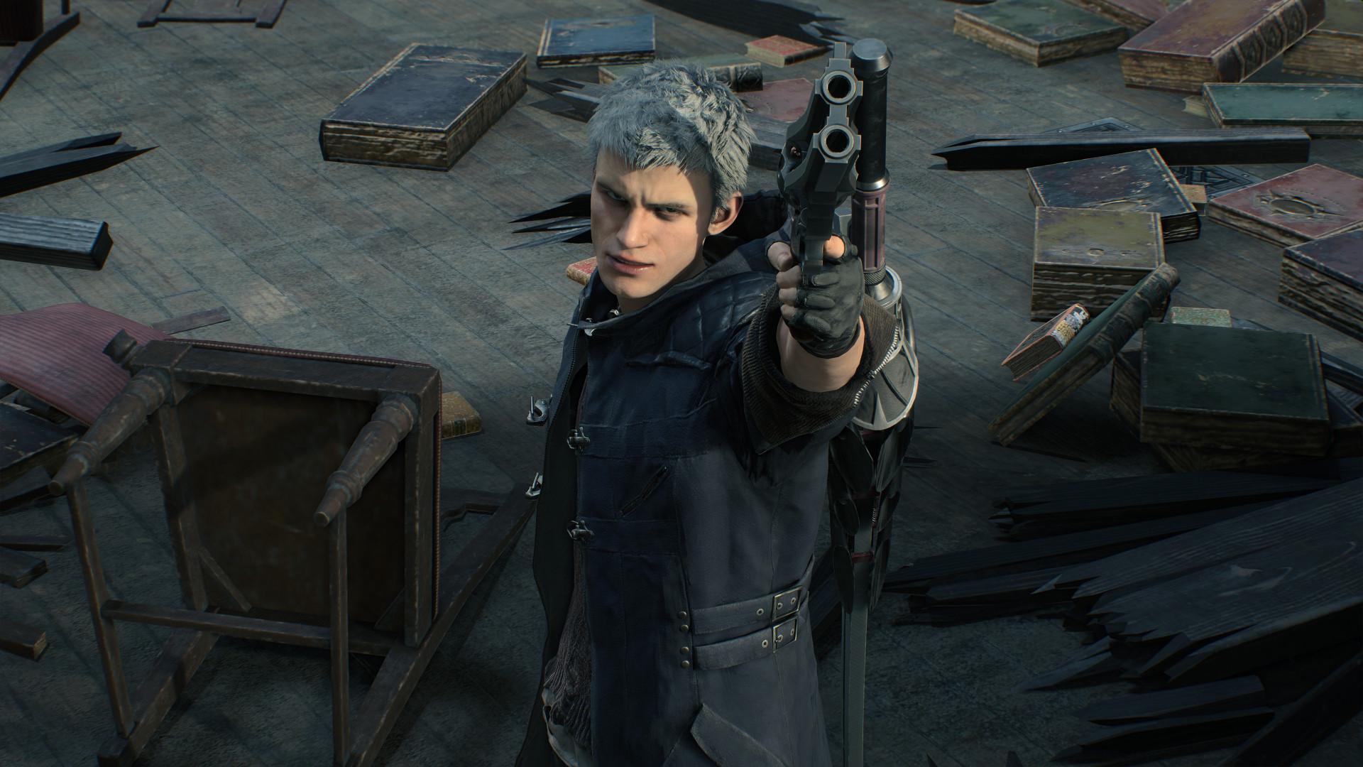 Прохождение Devil May Cry 5 займет 15 часов. В игру могут добавить новых персонажей