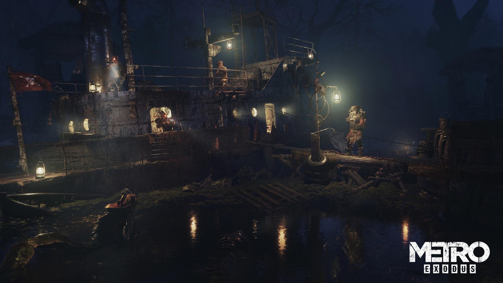 В новом трейлере Metro Exodus показали эпичное путешествие главных героев