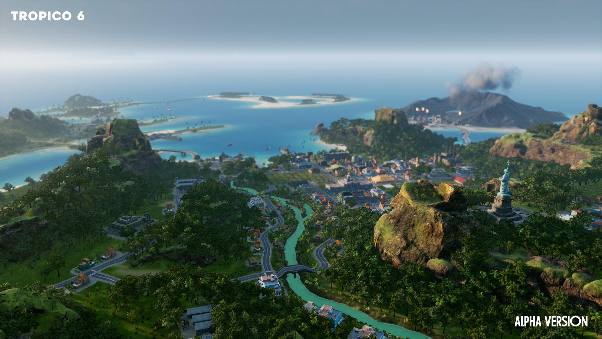 Симулятор диктатора Tropico 6 перенесли на март