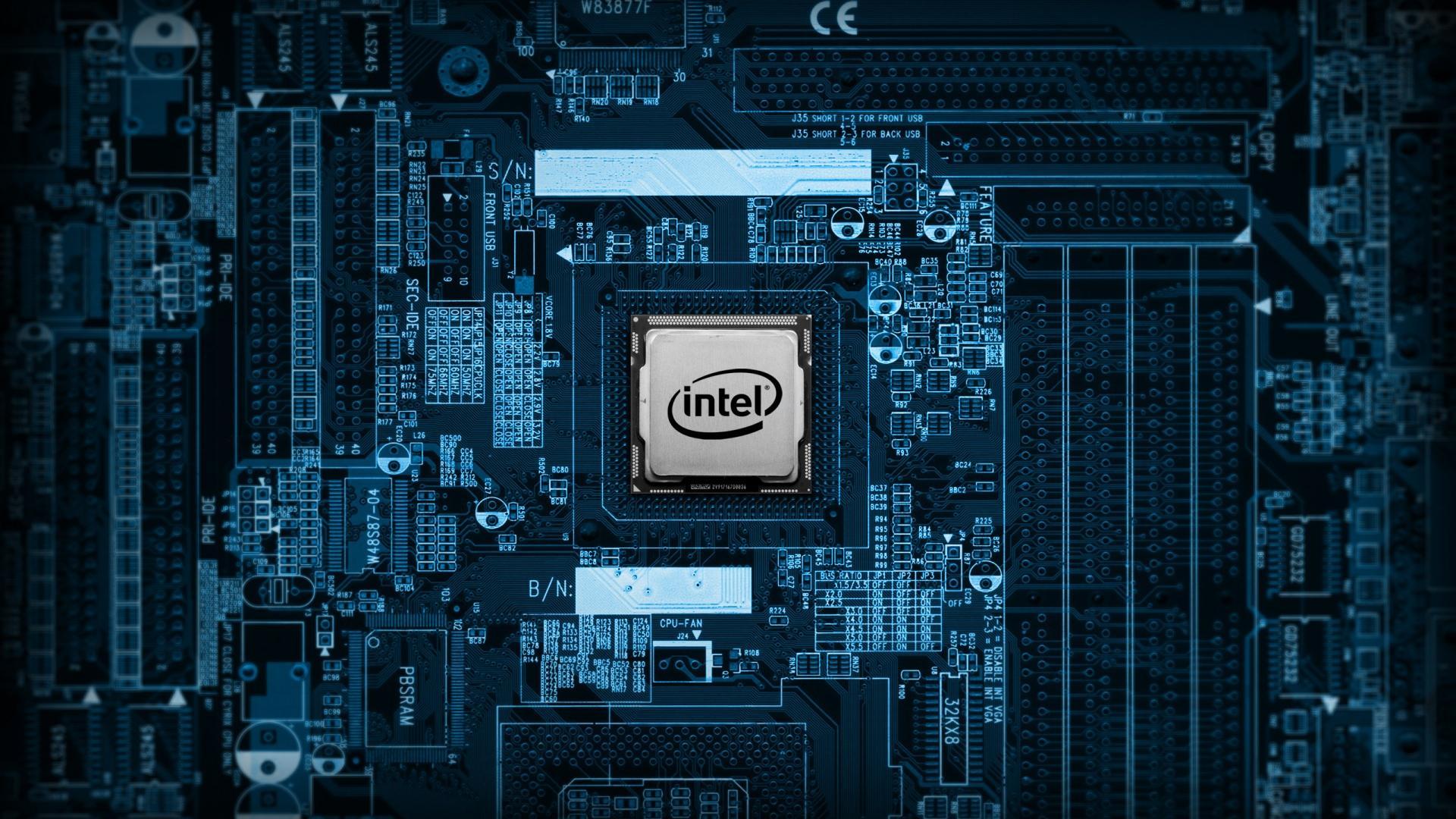 Intel показала новые процессоры Core i3, i5, i7 и i9 без встроенной графики