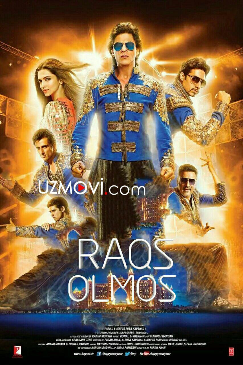 Raqs va Omos | Yangi yilingiz bilan / с новым годом