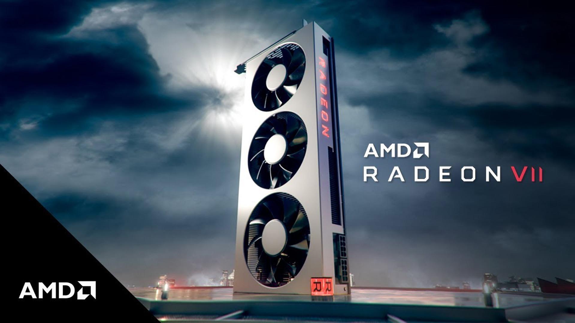 Выпущены официальные тесты AMD Radeon VII