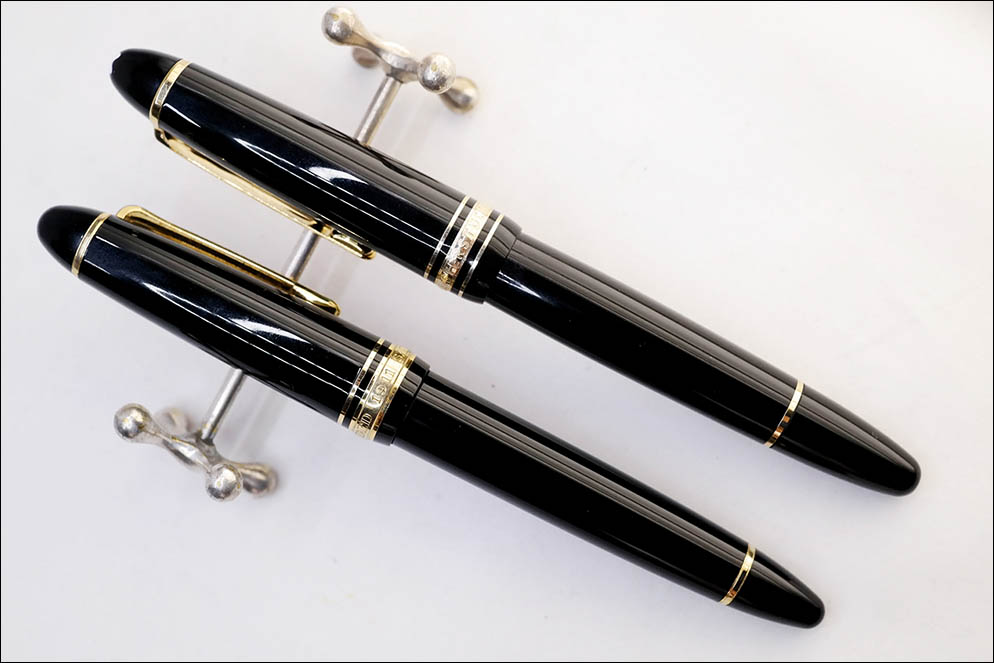 Sailor 1911 Large vs Montblanc Meisterstuck 146. Lenskiy.org
