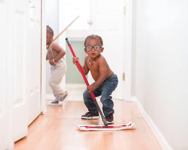 Как быстро и чисто вымыть пол: общие правила
