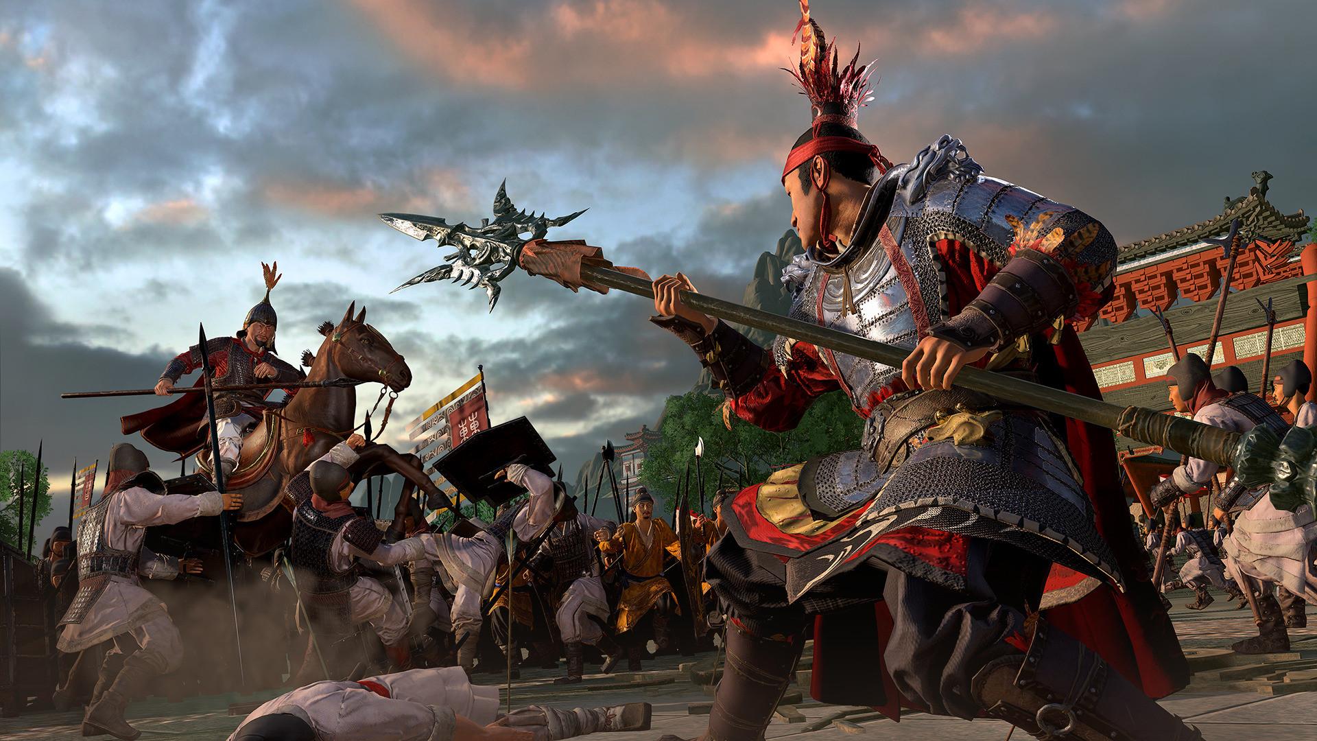 Total War: Three Kingdoms претендует на звание самой красивой стратегии
