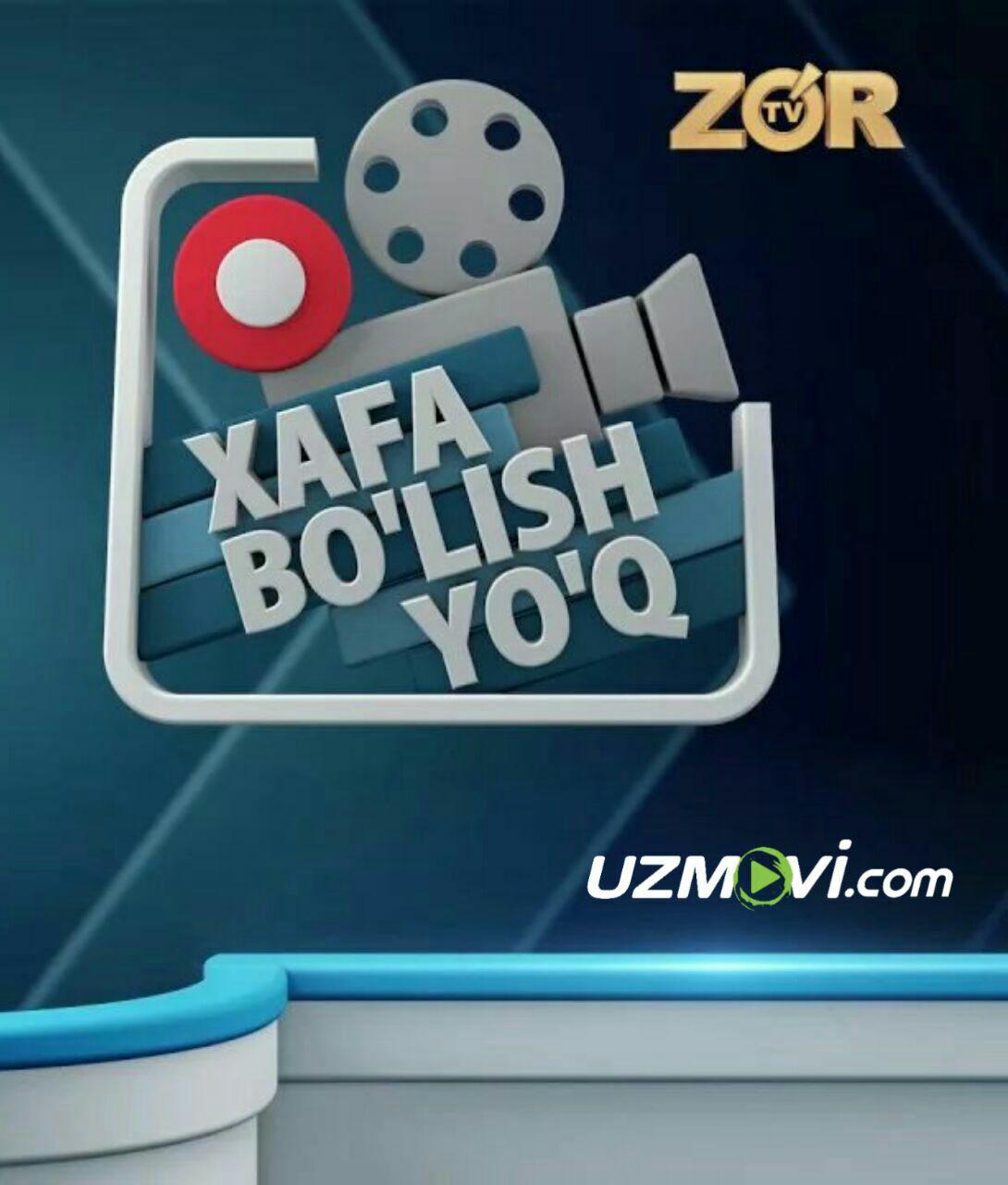 """Xafa bo'lish yo'q (""""Bravo"""" a'zosi Ahmad Temurov bilan)"""